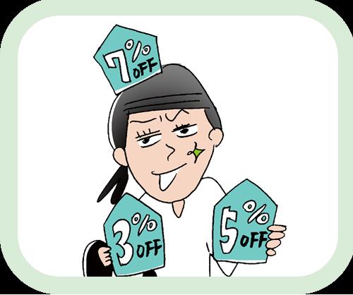 株のタイムセールにリベンジ参戦!!果たして7%OFFで買えるのか!?