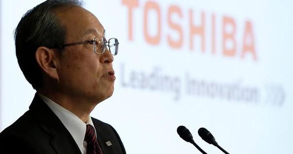 東芝社長、WH破産法申請を明言せず 見えない危機脱出の道筋