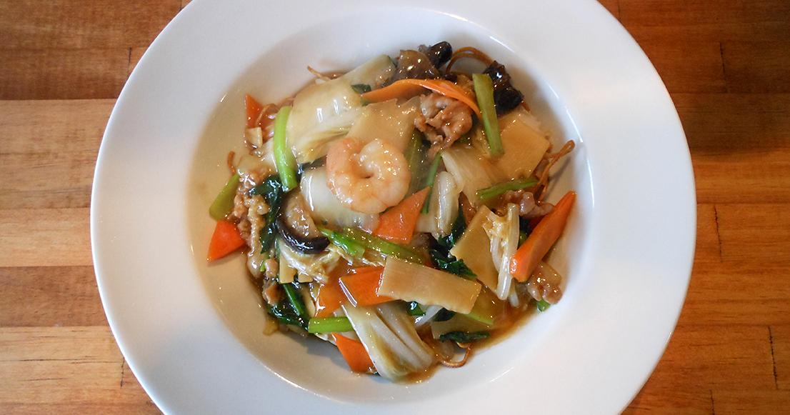 目黒・柿の木坂に、小体なれどキラリと光る実力派の中華料理店を発見!