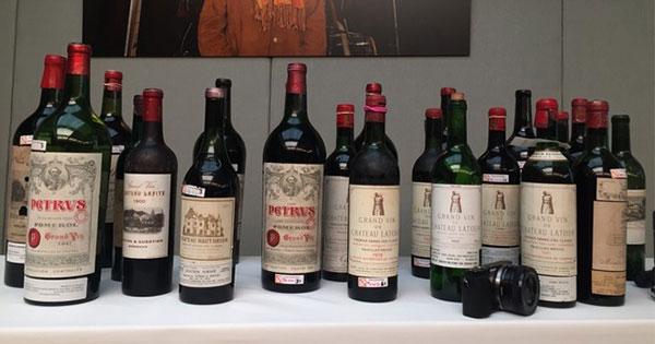 被害総額120億! 全米を揺るがした偽造ワイン事件