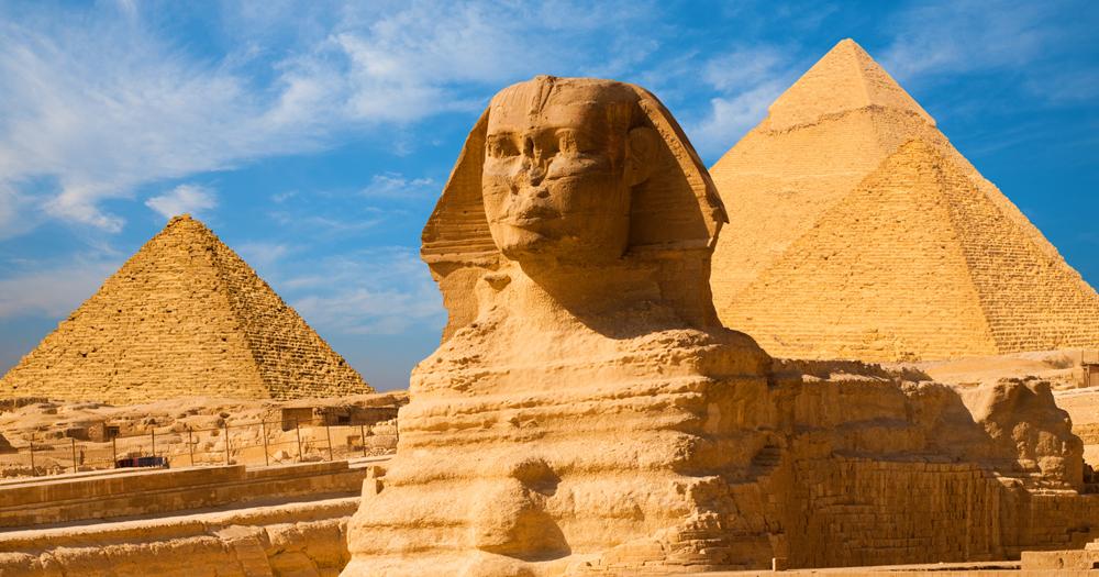 エジプト「クフ王の大ピラミッド」でも光触媒が大活躍ってホントですか?