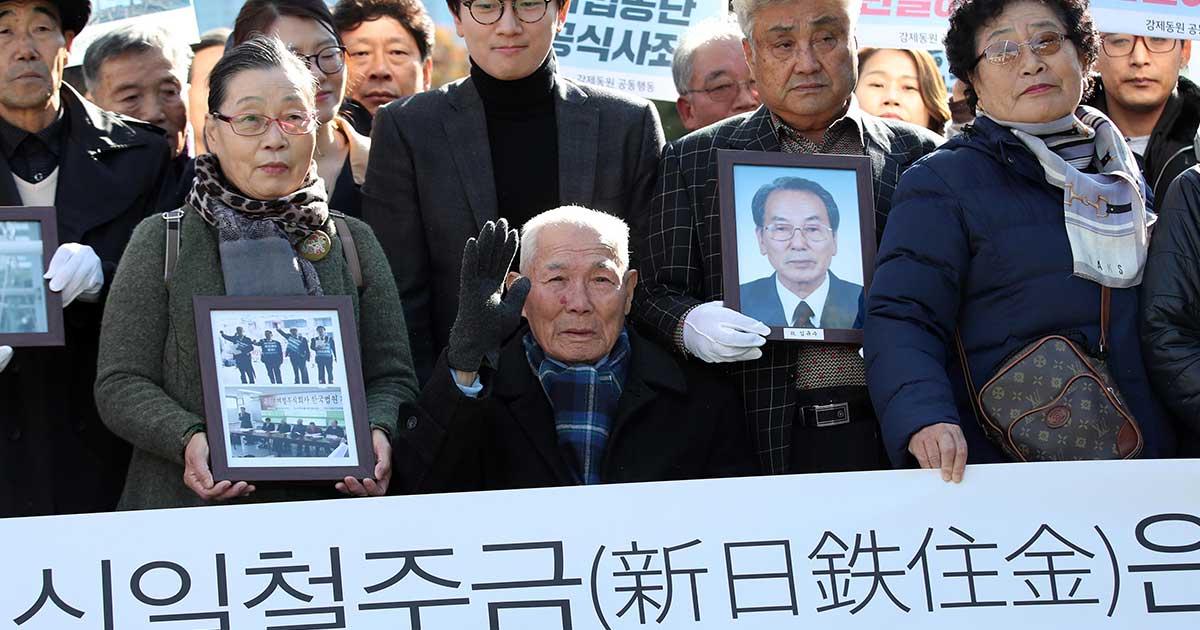 徴用工判決も、韓国で日本の国民感情を逆なでする行為が相次ぐ理由