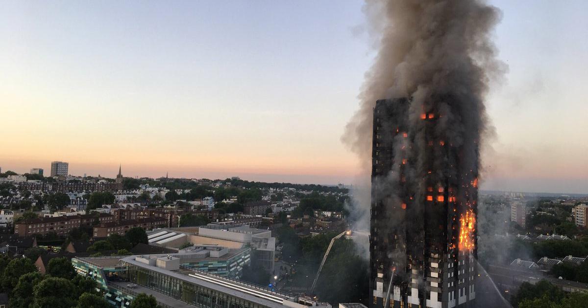 英タワマン火災はなぜ大惨事になってしまったのか