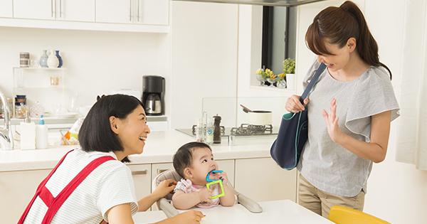 日本レーザー社員が育児休暇後に復帰したくなる4つの理由