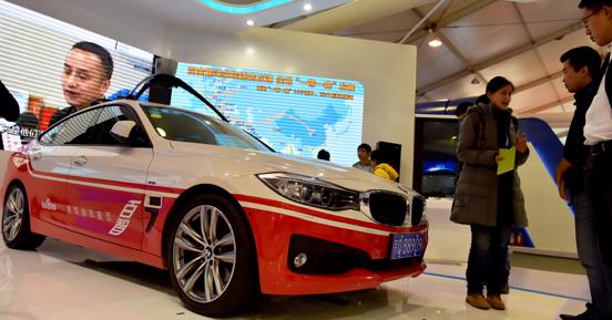 中国の百度が自動運転技術をオープンソース化する理由
