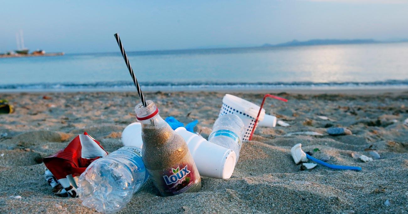海洋プラスチック問題の解決で、日本勢は世界を牽引できるか Photo:Milos Bicanski/gettyimages