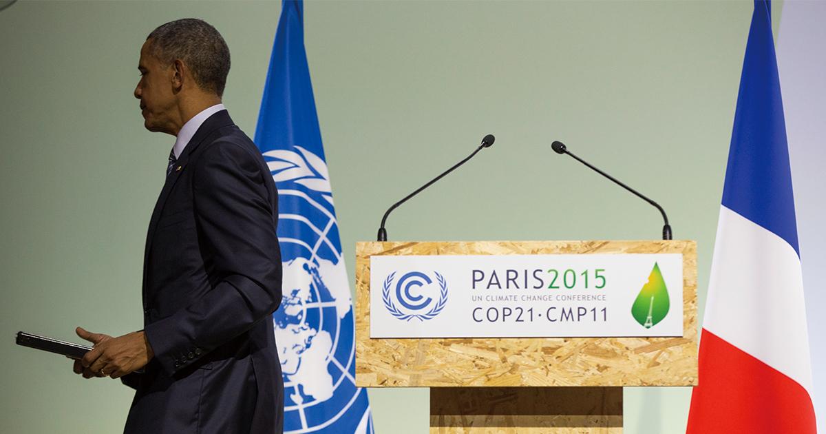 中国が米パリ協定離脱を好機と「環境リーダー」の座を狙う