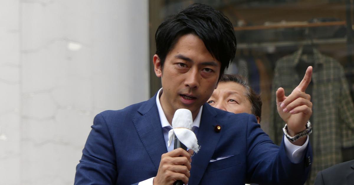 小泉進次郎が「日本のマクロン」に!?安倍政権支持率低下の波紋