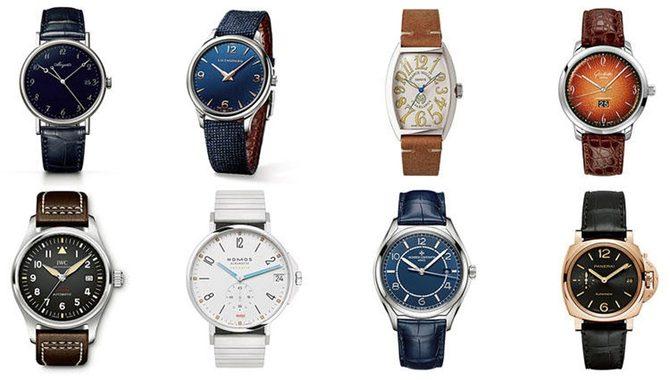 「数字のデザイン」にセンスがあふれる腕時計、傑作8選