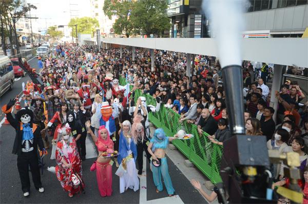 いつの間に日本人の間でハロウィンが広まったんだよ!