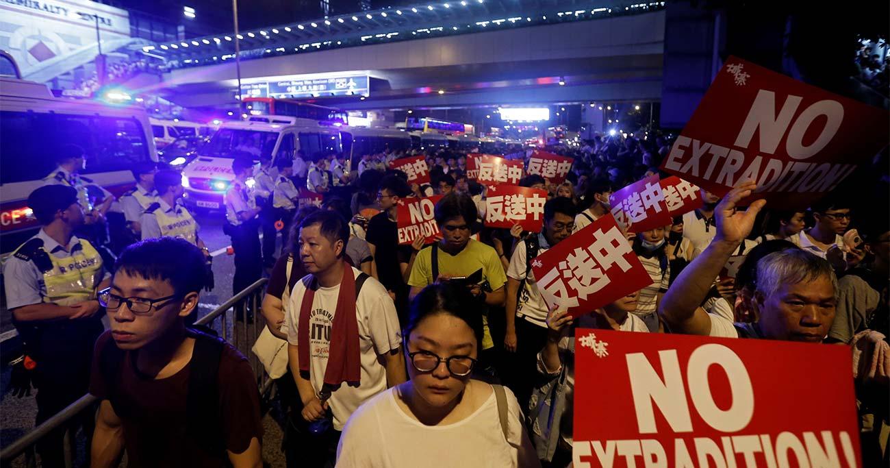 香港でなぜ大規模デモ? 早わかりQ&A