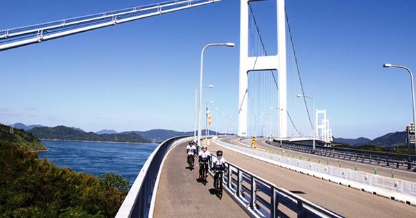 しまなみ海道が「サイクリストの聖地」になった理由