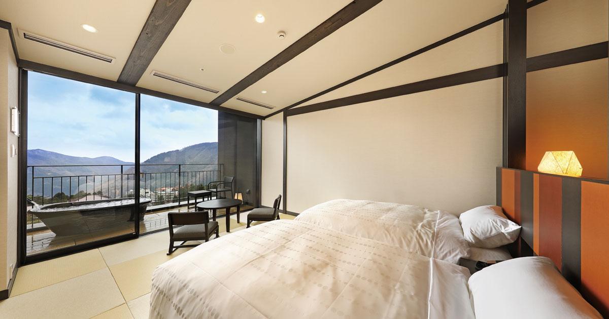 一泊10万円も続々、箱根の温泉宿の高級化が過熱する理由