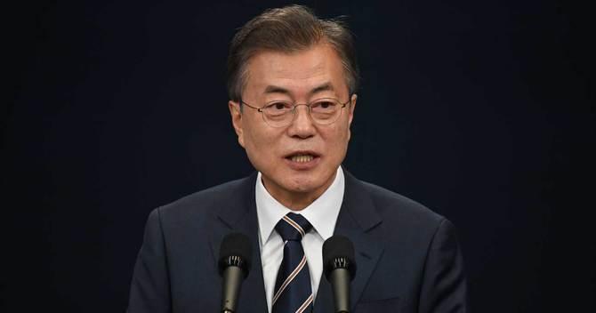 文在寅・韓国大統領