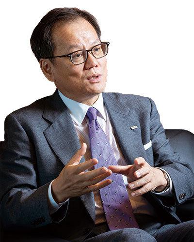坂井辰史(みずほフィナンシャルグループ社長)