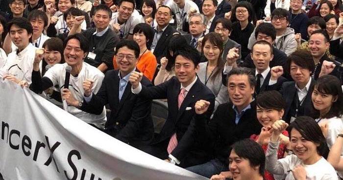 小泉進次郎さんがキックオフイベントで話してくれたこと