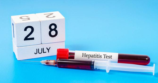 7月28日は「世界肝炎デー」