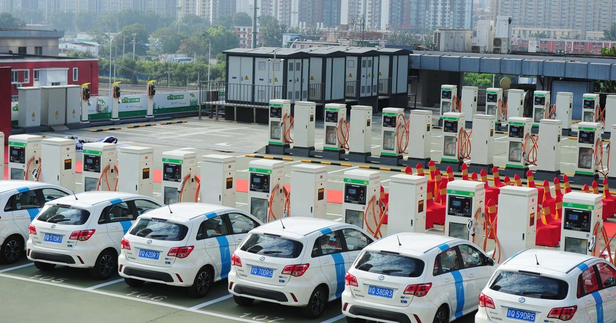 中国はEV化進展で世界の自動車産業を支配できるか