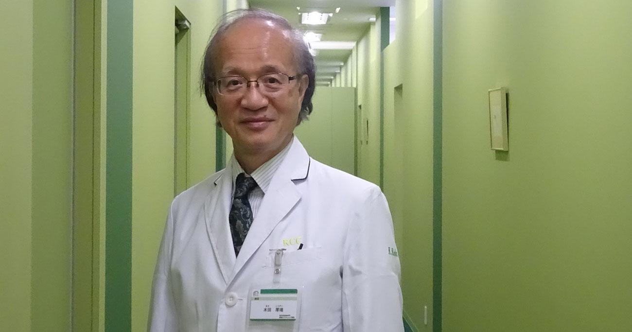 呼吸器内科、COPD治療を究める名医が寺を継がずに医師になった理由