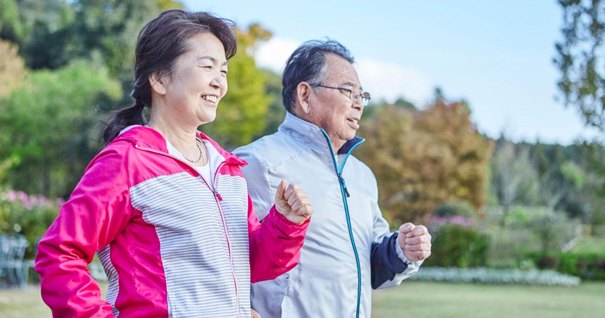 定年後の健康維持には現役時代の「マネジメント力」を生かせ