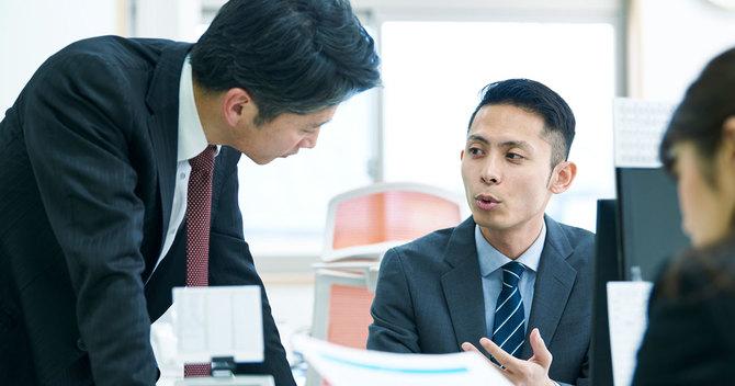 部下とのコミュニケーションにも「定性・定量分析」を使いこなしましょう。