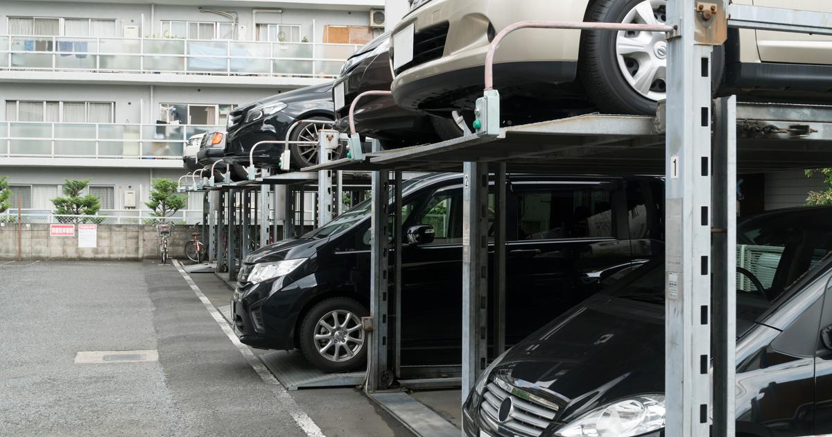機械式駐車場はマンションスラム化の要因になる「金食い虫」だ