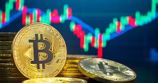仮想通貨が下落