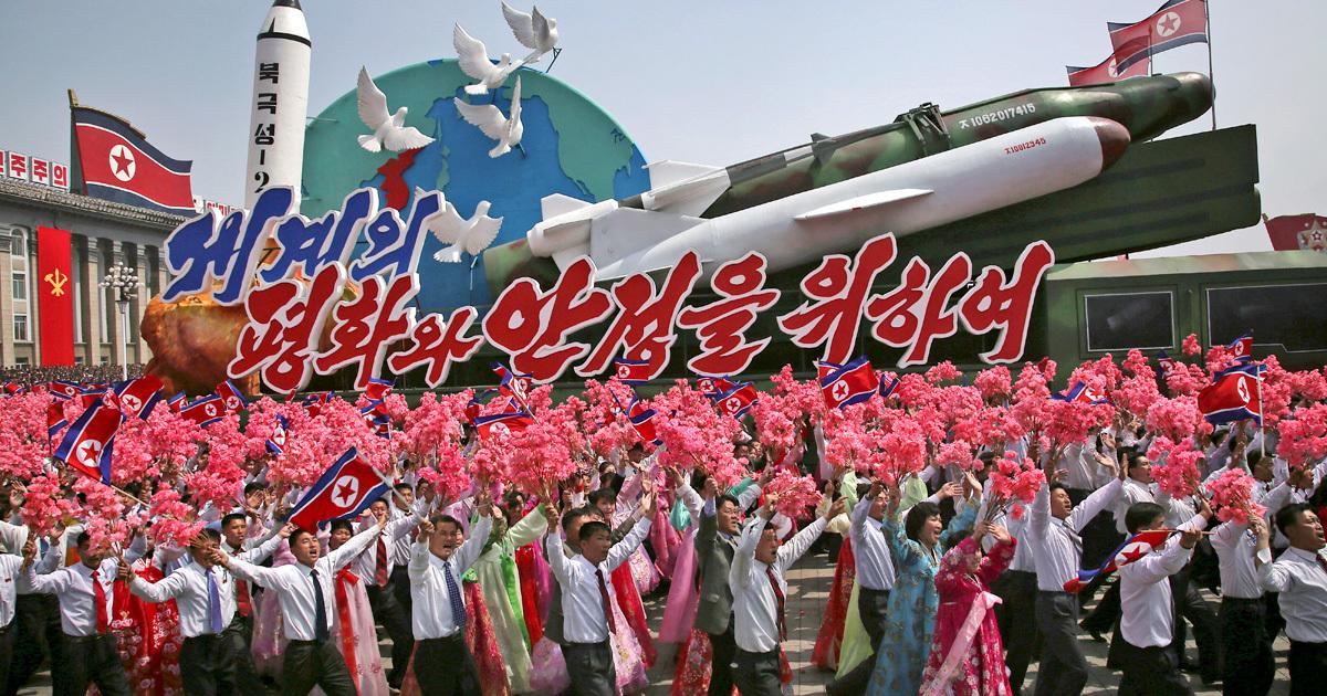 北朝鮮、武器売却情報網を通じ「地球規模の乱世」を予想し核開発か