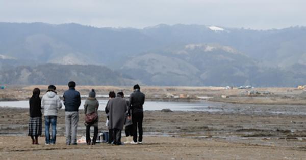 セウォル号遺族とも面会、震災4年半・大川小遺族のいま
