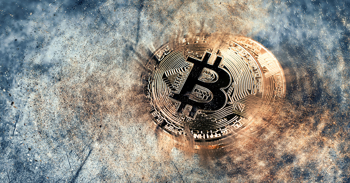 ビットコインに「欠陥商品」の恐れ、異常な値上がりは不健全だ