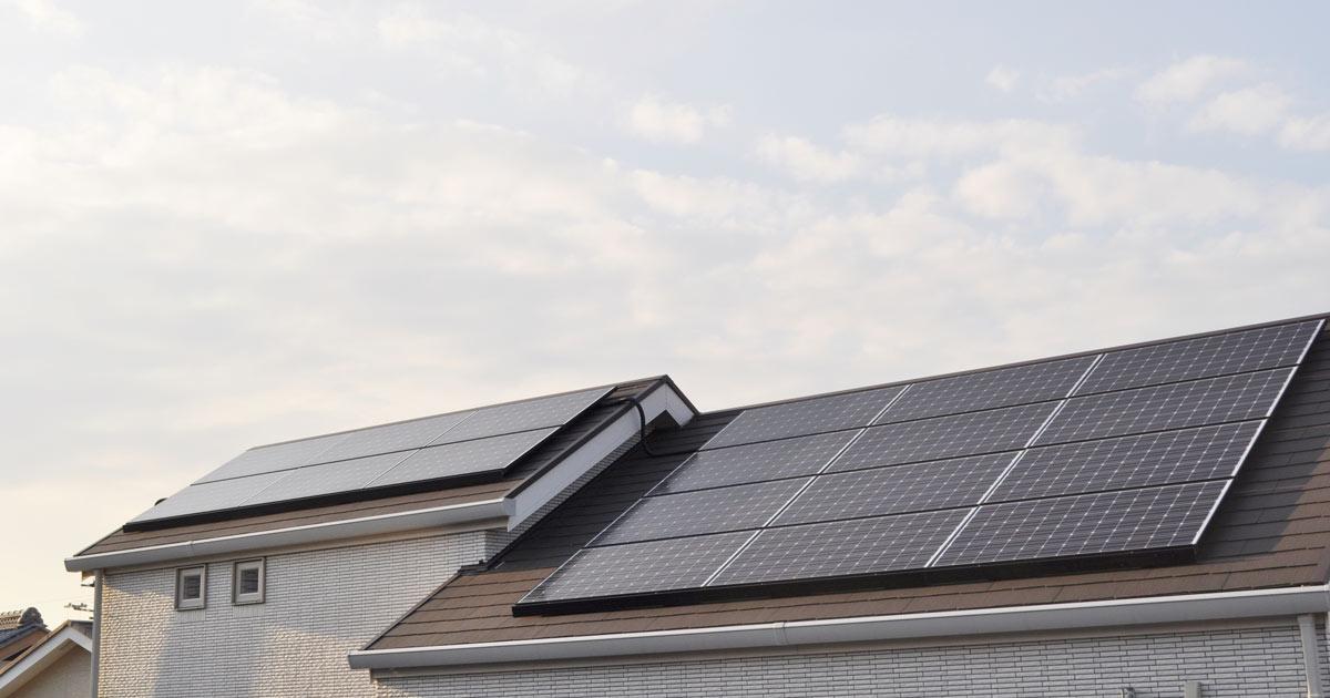 住宅用の太陽光発電設備が危ない!10万棟以上で火災の可能性
