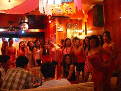 Karaoke bar in vietnam without sound low res - 3 1