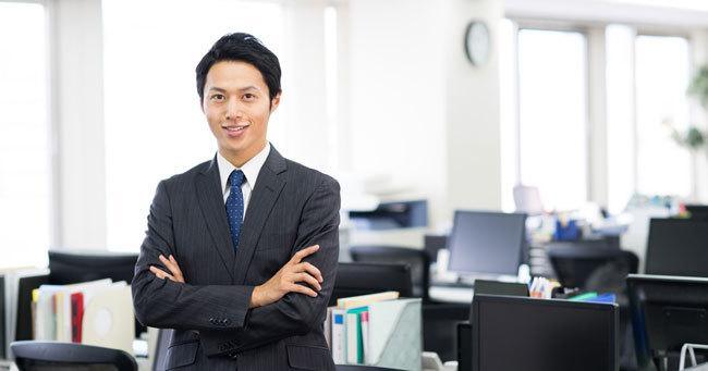 成績の良い営業職は総じて見た目も若々しい人が多い