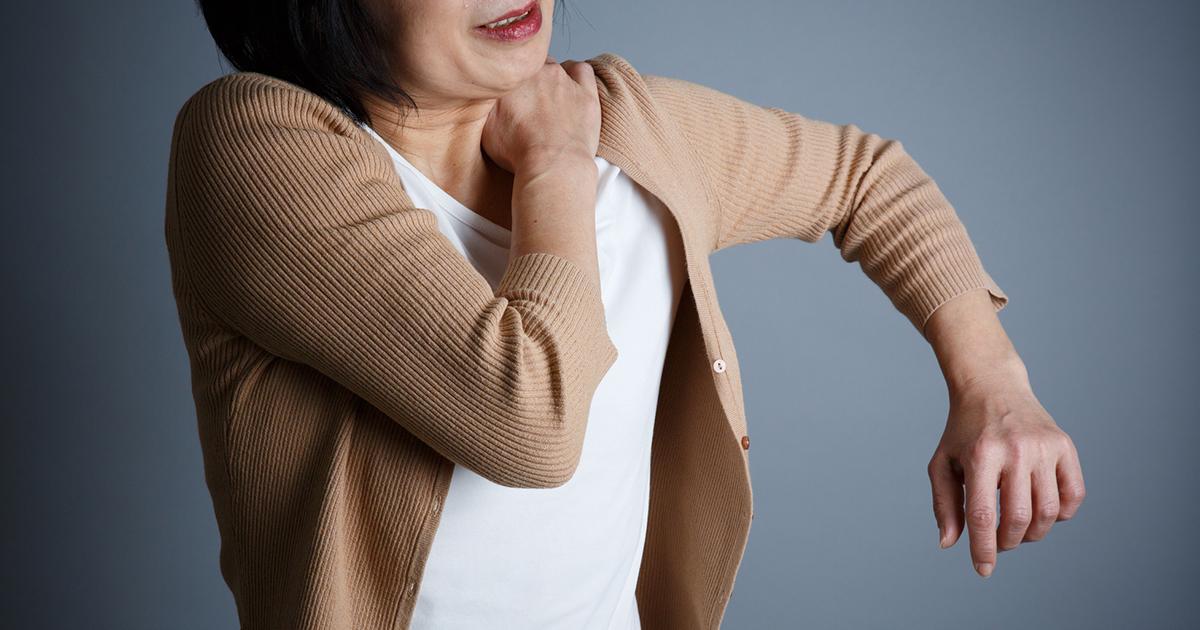 妻の重症「肩こり」が治った名医の意外な治療法