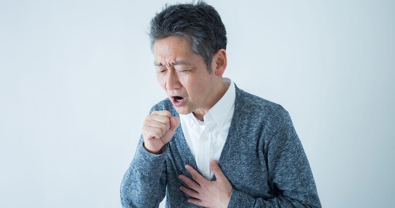 「カーッ、ペッ!」はマナー違反、痰を正しく吐き出すプロの健康法