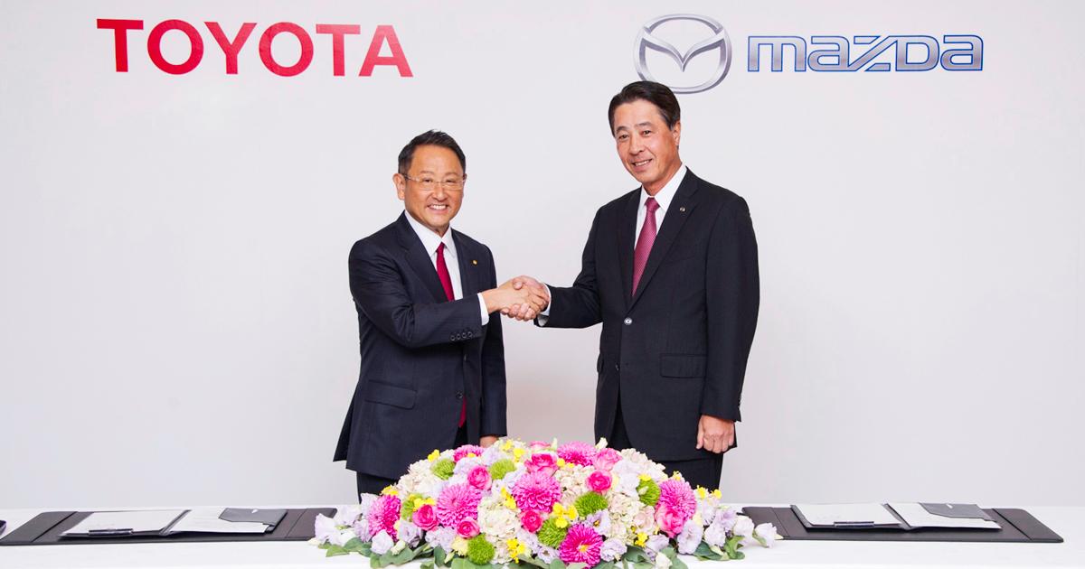 マツダが内燃機関の進化にこだわりつつトヨタとも提携する理由