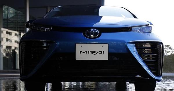 トヨタ、水素燃料車普及へ加速 貯蔵・輸送などで強み