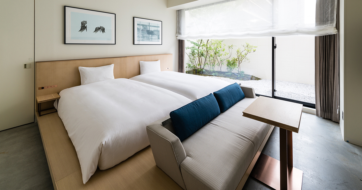 京都の「アートなホテル」不利な立地でもリピーター続出の魅力