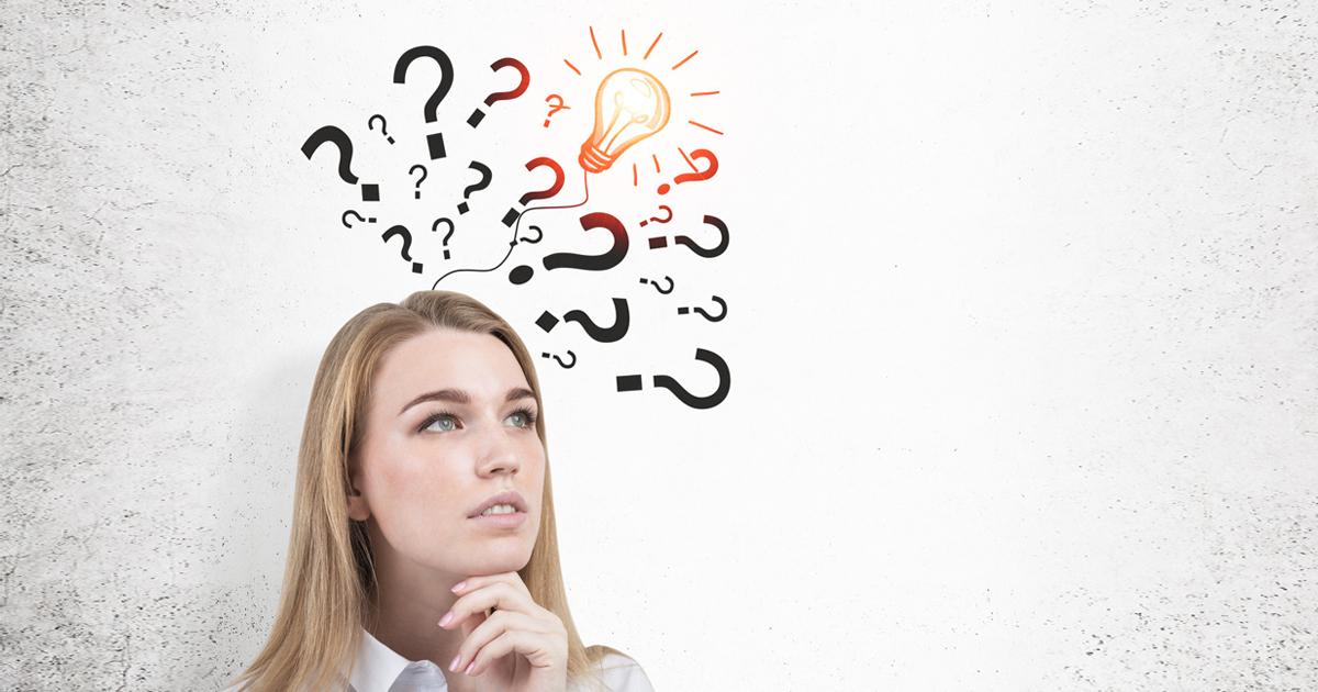 ある企業の役員が「1年半、悩み続けた問題」を、たった15分で解決した質問とは?
