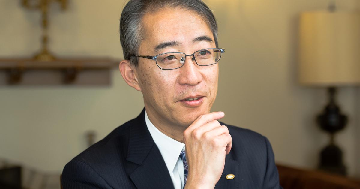 ロイヤルHD・菊地唯夫会長が選んだ「経営者としての心がけを学んだ書」
