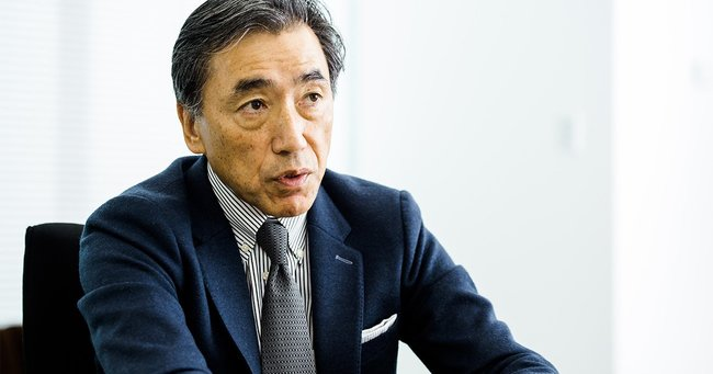 ファミリーマート・澤田貴司社長