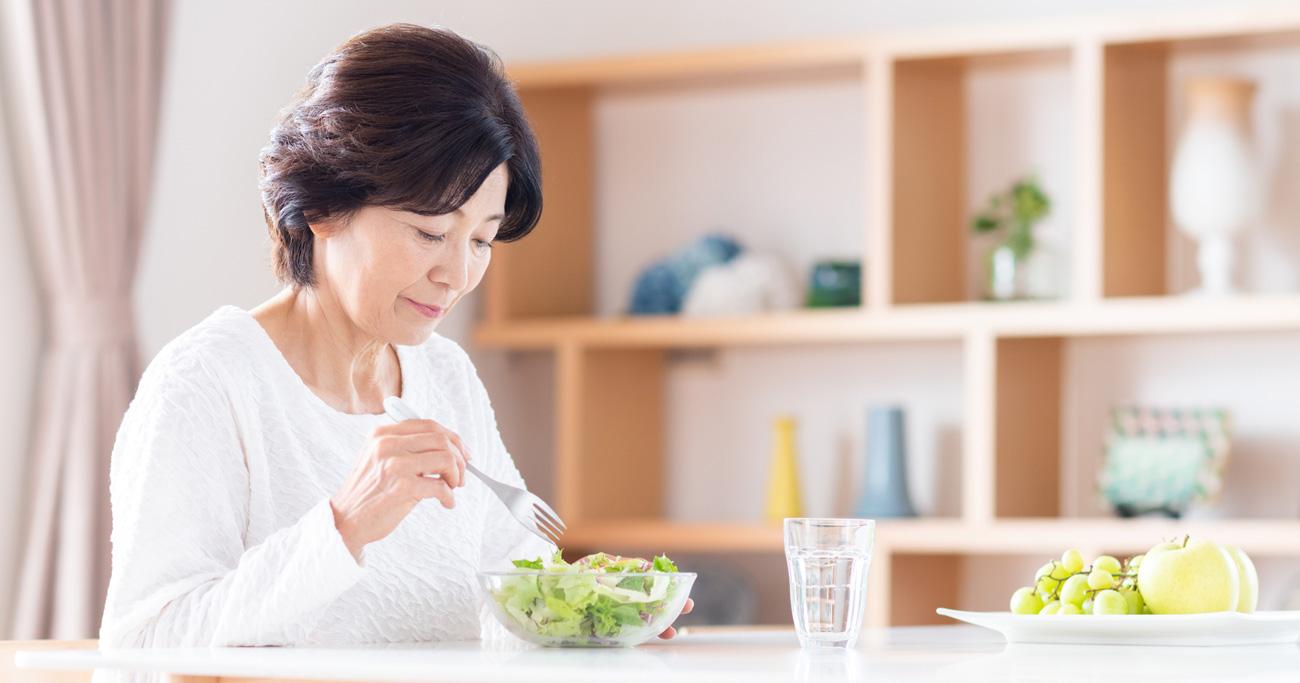 自然と太りやすくなる50代が気をつけたい「意外な食事の問題点」