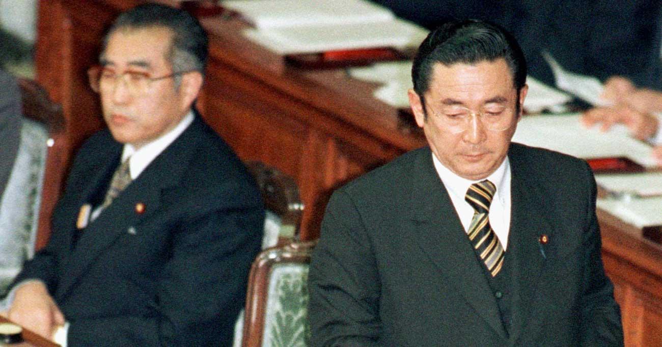 「16人の首相に仕えた男」が語る、大物政治家たちと霞が関の力関係