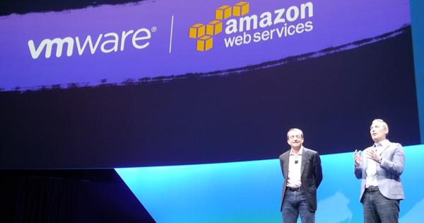 VMwareとAWSが連携することで業務アプリケーションは新時代へ――「VMworld 2017」現地レポート