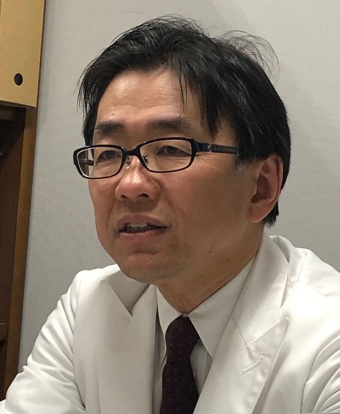 東京慈恵会医科大学の横山啓太郎教授