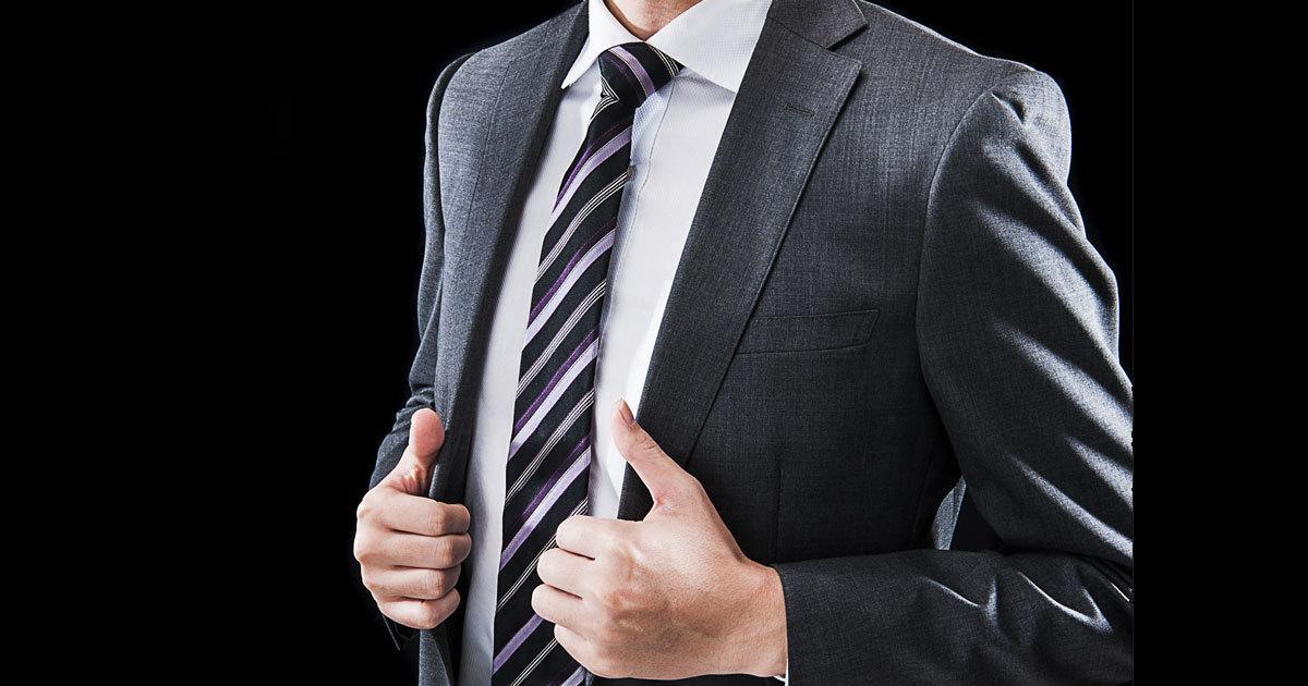 男はスーツに年収の何パーセントを投資すべきか
