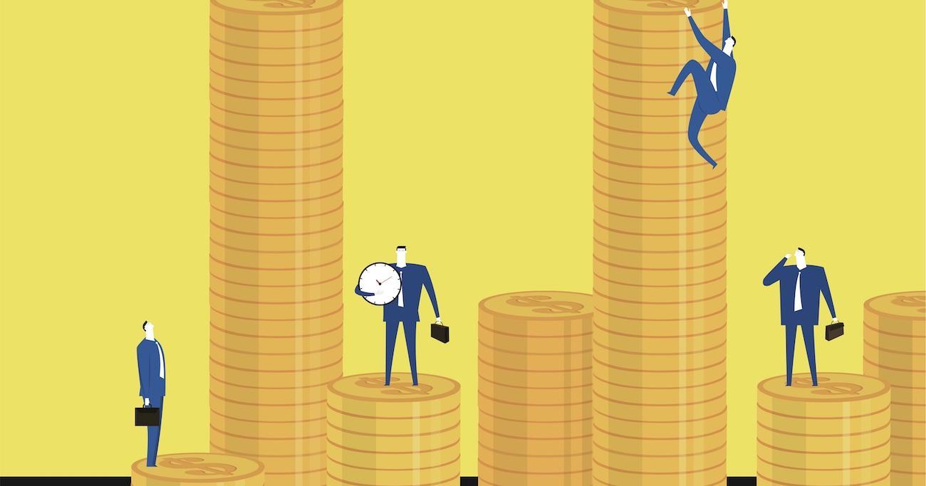 40歳年収が高い企業ランキング!三菱商事が5位、1位は?