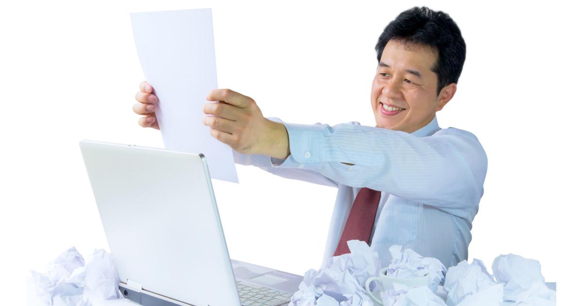 「資料が多い=がんばっている」病が、会社をダメにする!