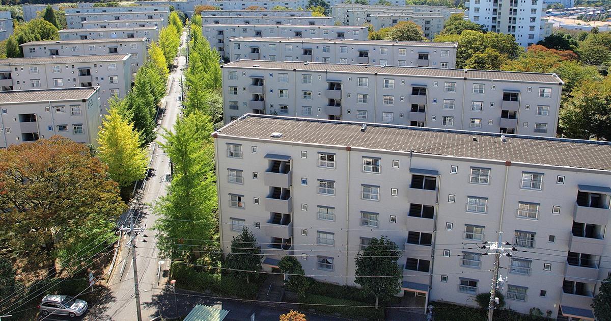 【独立行政法人都市再生機構(UR)】含み損解消でも負債は巨額 今後は賃貸住宅の改修に注力