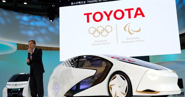トヨタ連合がEVで反撃、基盤技術を標準化 未来の勢力図見えず